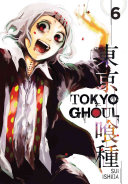 Tokyo Ghoul : every way—except their craving for human flesh....