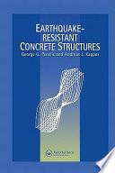 Earthquake Resistant Concrete Structures