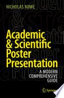 Academic   Scientific Poster Presentation
