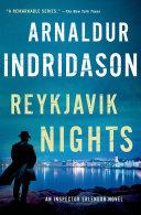 Reykjavik Nights Erlendur Series Arnaldur Indridason Gives Devoted Fans