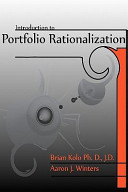 introduction to portfolio theory pdf Introduction to portfolios portfolios are very popular these days even in a time when calls for higher standards and tougher testing are louder than ever, many schools are doing portfolios – or at least talking about doing them.