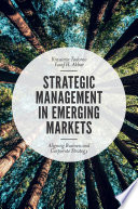 Strategic Management in Emerging Markets