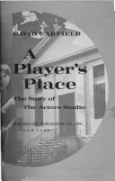 A player's place The Personalities Associated With It And Its Contribution