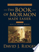 Book of Mormon Made Easier  Family Deluxe Edition Volume 2