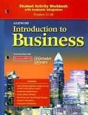 Introduction To Business, Chapters 17-35, Student Activity Workbook