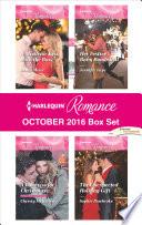 Harlequin Romance October 2016 Box Set
