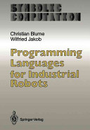 Programming Languages For Industrial Robots book