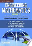 Engineering Mathematics Volume   II  For 2nd Year of JNTU  Anantapur