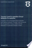 Thomas Cook Co operative Group  Midlands Co operative