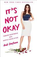 It s Not Okay Book PDF