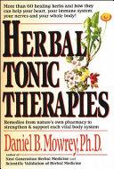 Herbal Tonic Therapies