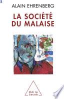 illustration du livre Société du malaise (La)