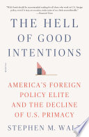 The Hell of Good Intentions Book PDF