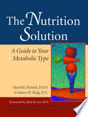 The Nutrition Solution Book PDF