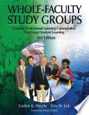 Whole Faculty Study Groups