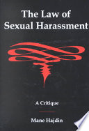 The Law of Sexual Harassment