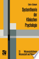 Systemtheorie der Klinischen Psychologie
