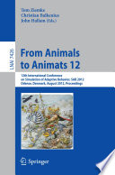 From Animals to Animats 12