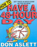 How to Have a 48 hour Day Book PDF