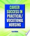 Career Success in Nursing