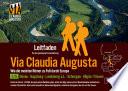 Fern Wander Route Via Claudia Augusta 1 5 Bayern P R E M I U M