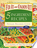 Fix It And Forget It 5 Ingredient Favorites