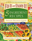 Fix-It and Forget-It 5-Ingredient Favorites Book