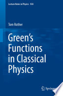 Green S Functions In Classical Physics