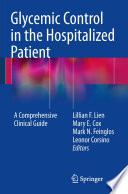 Glycemic Control In The Hospitalized Patient