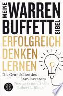 Erfolgreich denken lernen   Meine Warren Buffett Bibel