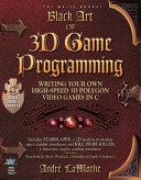 Black Art of 3D Game Programming