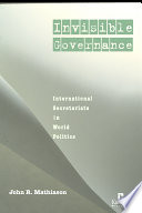 Invisible Governance