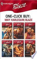One Click Buy  May Harlequin Blaze
