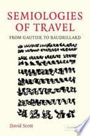 Semiologies Of Travel