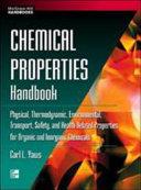 Chemical Properties Handbook
