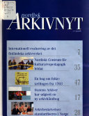 Nordisk arkivnyt