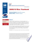 Rice Yearbook 2009 10