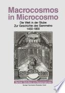 Macrocosmos in Microcosmo