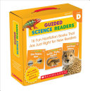 Guided Science Readers Parent Pack