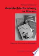 Geschlechterforschung in Moskau