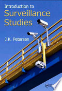 Introduction to Surveillance Studies