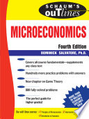 Schaum s Outline of Microeconomics  4th edition