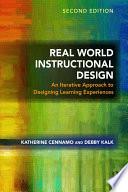 Real World Instructional Design