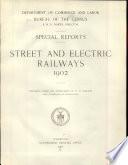 Street and Electric Railways