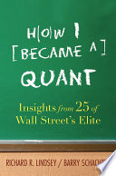 How I Became a Quant
