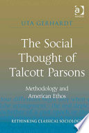 The Social Thought of Talcott Parsons