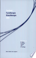 Jaarboek fysiotherapie / kinesitherapie / deel 2005 / druk 1 / ING