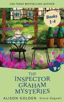 The Inspector Graham Mysteries: Books 1-4