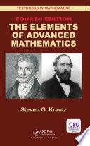 The Elements of Advanced Mathematics  Fourth Edition