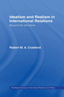 Idealism and Realism in International Relations